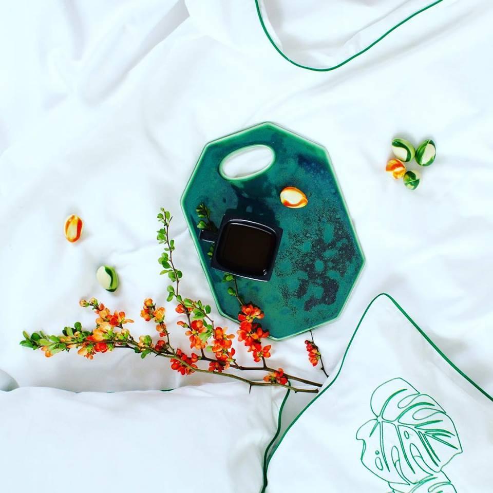 BVSK: ręcznie wyrabiane deski ceramiczne - Julia Boguslavskaya - Kaja-Dutka - Galactic-Green-plndesign