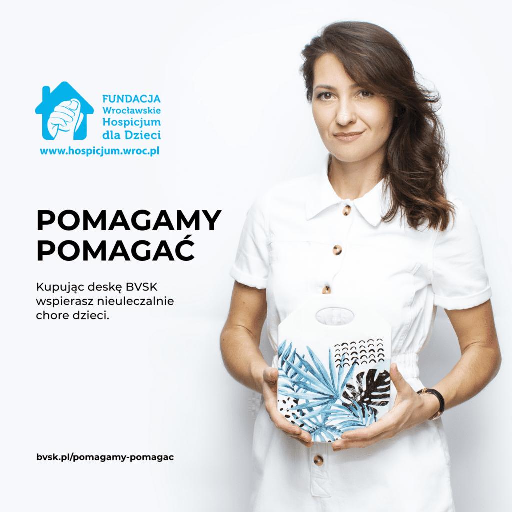 yrabiane deski ceramiczne - Julia Boguslavskaya - Kaja Dutka - Fundacja Wrocławskie Hospicjum dla Dzieci