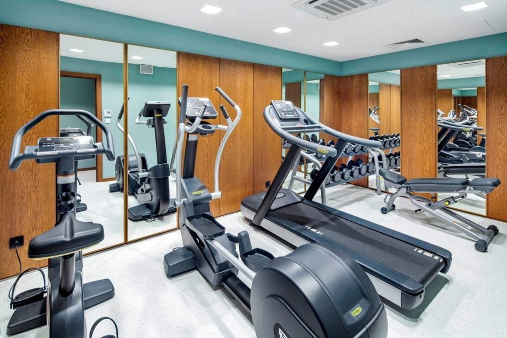 Best Western Premier Hotel City Center we Wrocławiu - Fitness