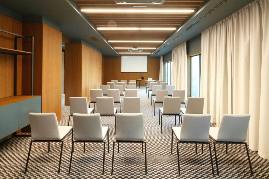 Best Western Premier Hotel City Center we Wrocławiu - Sala konferencyjna