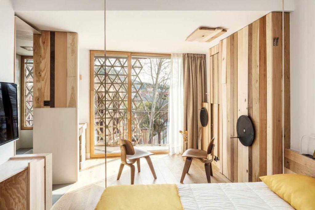Hotel Somiatruites projektu Xavier Andrés Architects