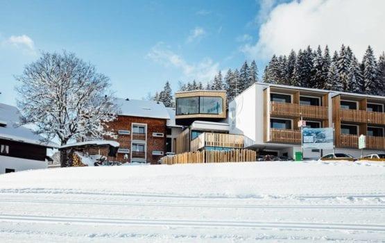 Hotel Sonnenburg – skandynawski azyl w Austrii