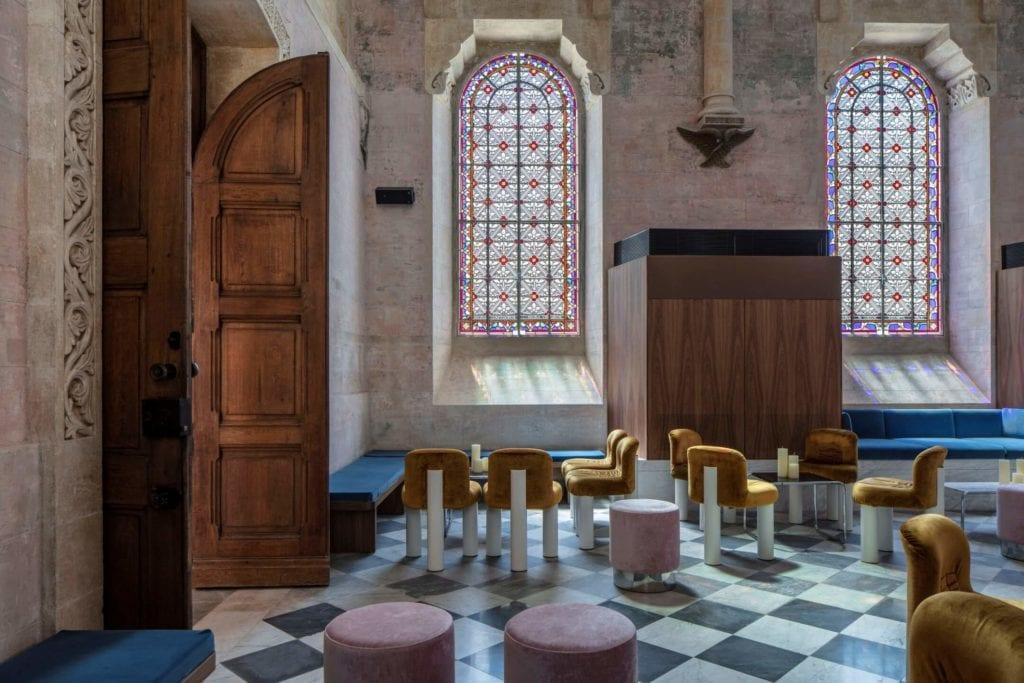John Pawson i projekt Jaffa Hotel Residences - zdjęcia Amit Geron - katedra