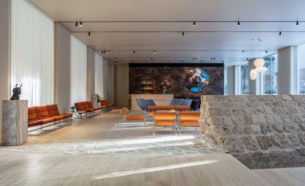 John Pawson i projekt Jaffa Hotel Residences - zdjęcia Amit Geron
