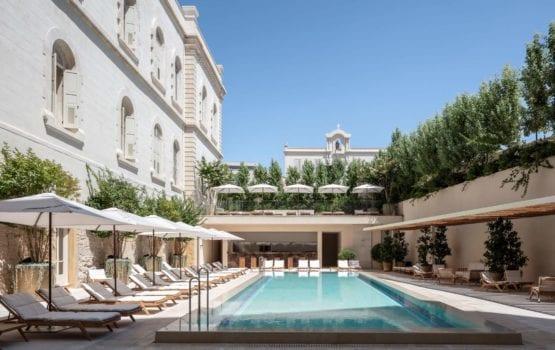 John Pawson i projekt Jaffa Hotel & Residences