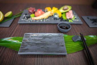 Kolekcja ZEN – zestaw do Sushi dla dwóch osób