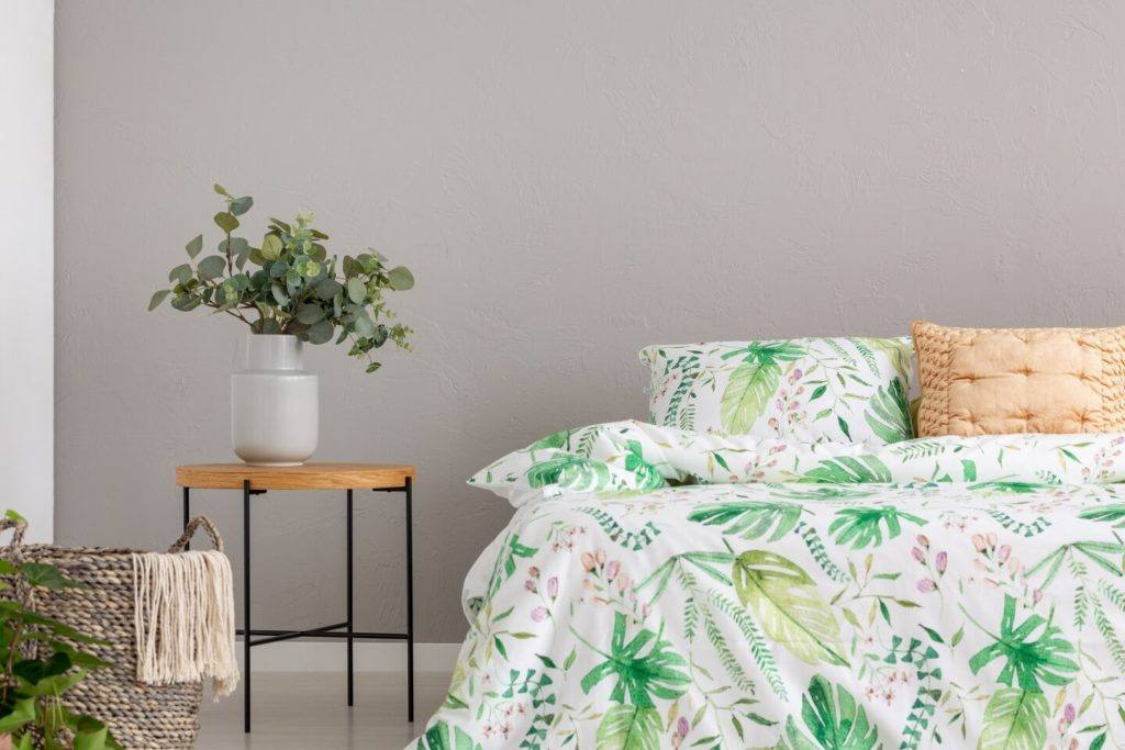 Lazy Sundays – pościel z ręczne malowanym wzorem