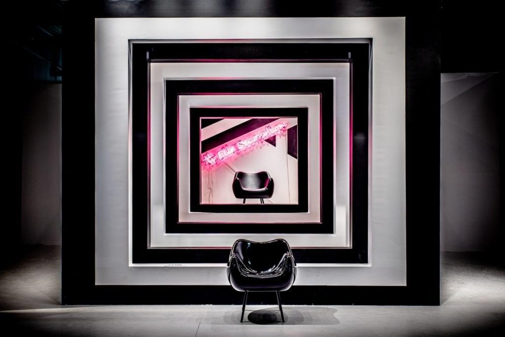 Międzynarodowe targi wyposażenia wnętrz Warsaw Home - stoisko Elle Decoration Polska