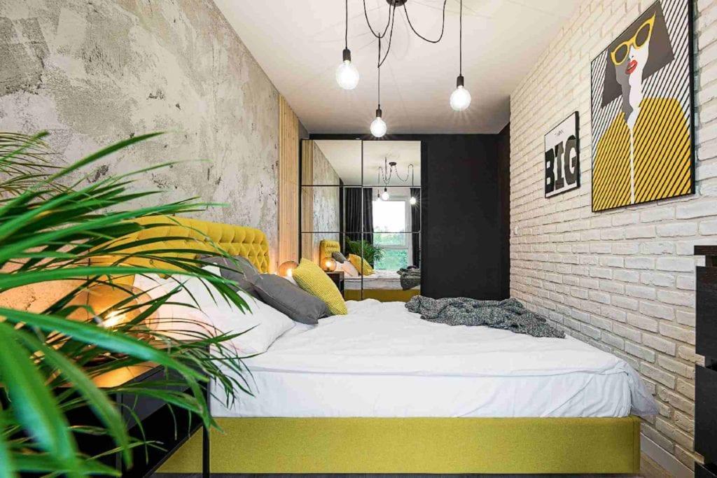 Pracownia Dobry Układ Sandra Białkowska i apartament w stylu soft loft -