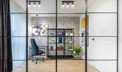 Pracownia Dobry Układ i apartament w stylu soft loft