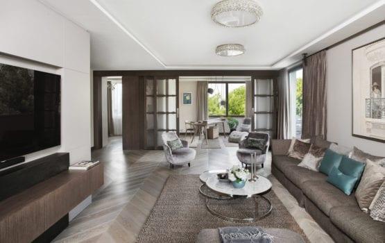 Roland Stańczyk i luksusowy apartament w sercu Warszawy