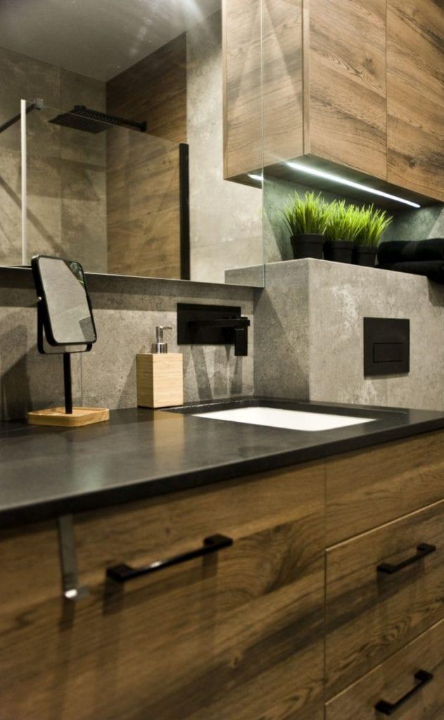 Za co kochamy styl loftowy? Projekt Miśkiewicz Design - Magdalena Miśkiewicz