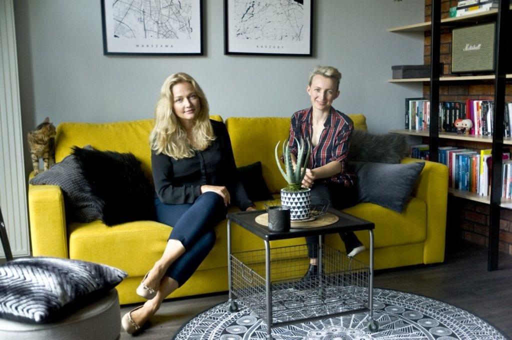 Za co kochamy styl loftowy? Projekt Miśkiewicz Design - Magdalena Miśkiewicz - projektantki ze studia Miśkiewicz Design