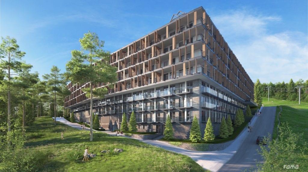 Belmonte Hotel & Resort – pierwszy pięciogwiazdkowy hotel w Krynicy-Zdroju