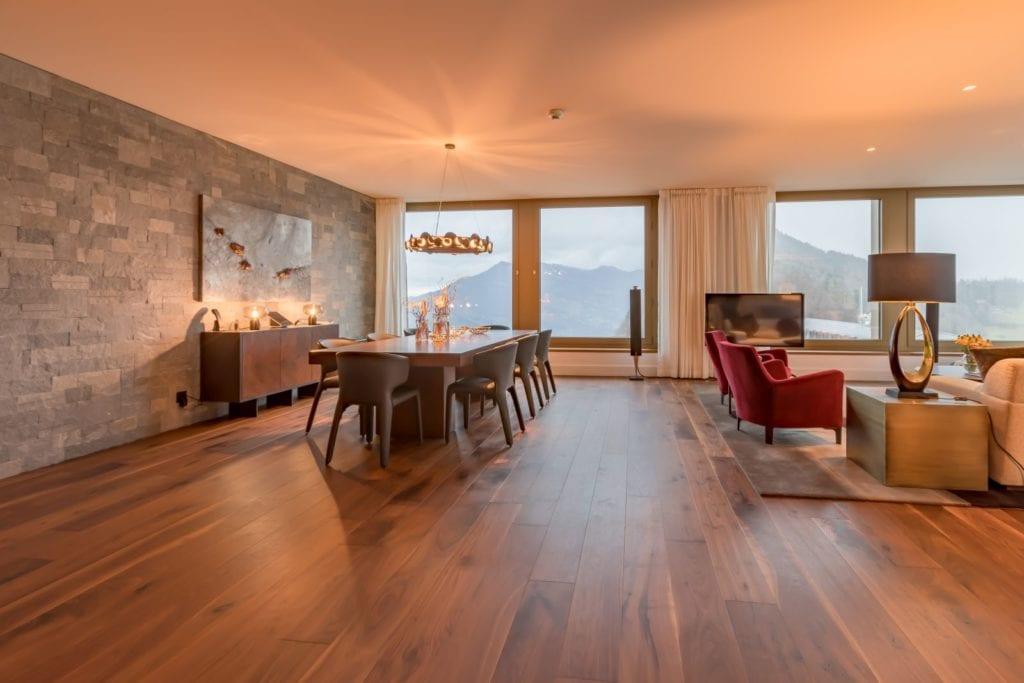 Bürgenstock Hotel & Alpine Spa w Szwajcarii