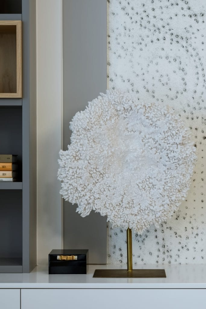 Dom projektu HOLA Design w świątecznej stylizacji - dekoracja w apartamencie