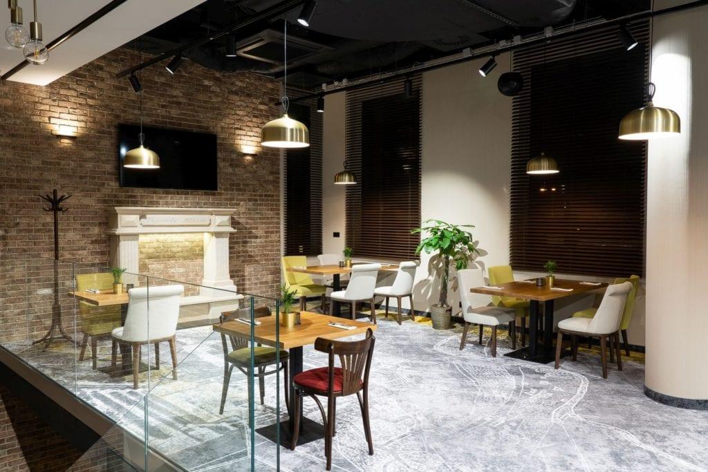 Ibis Styles Lublin Stare Miasto projektu pracowni Tremend