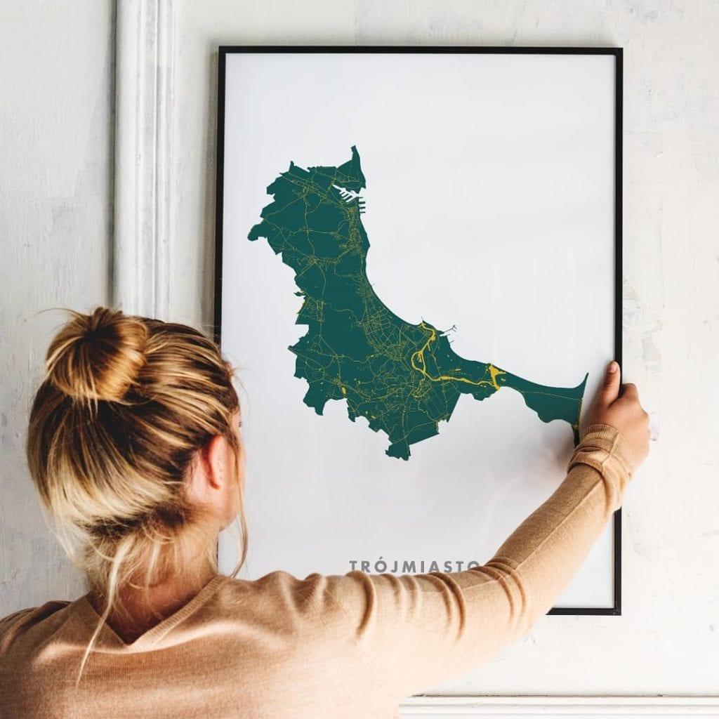 Mappy maps - prezenty na ostatnią chwilę - WZORY na gwiazdkę 2019