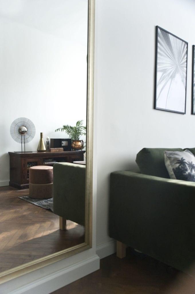 Metamorfoza warszawskiego mieszkania z lat 50 - pracownia Miśkiewicz Design