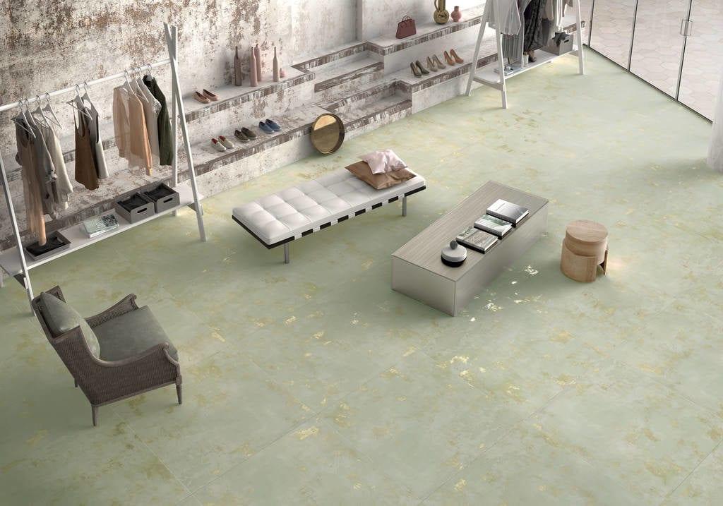 Mocne akcenty, mozaiki i wielkie formaty - trendy wzornicze 2020 - Greston Apavisa