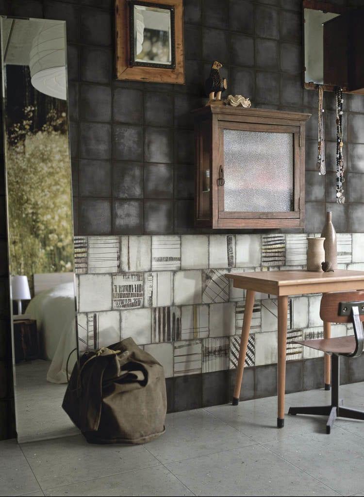 Mocne akcenty, mozaiki i wielkie formaty - trendy wzornicze 2020 - Greston Iris