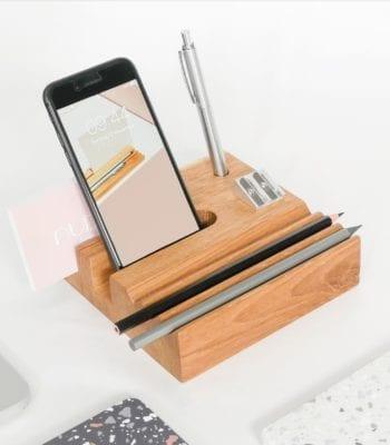 Nudo Design – podstawka ONDA Business
