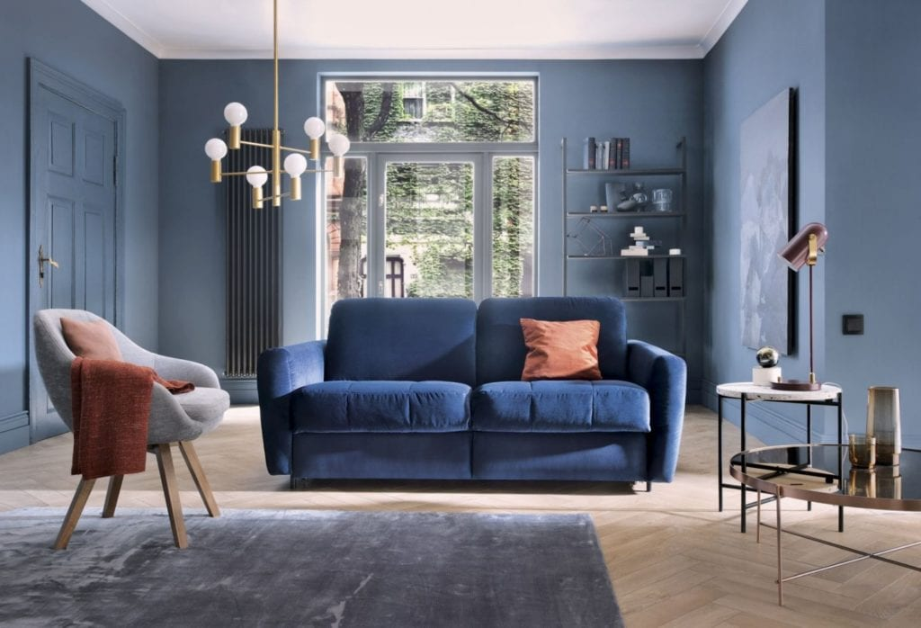 Pantone Color of the Year 2020 - 19-4052 Classic Blue - Gala Collezione