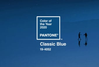 Pantone Color of the Year 2020 – 19-4052 Classic Blue