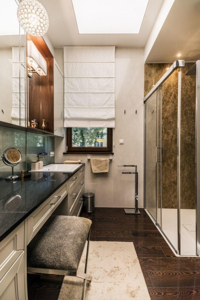 Pracownia Viva Design i luksusowy apartament w Warszawie - kuchnia