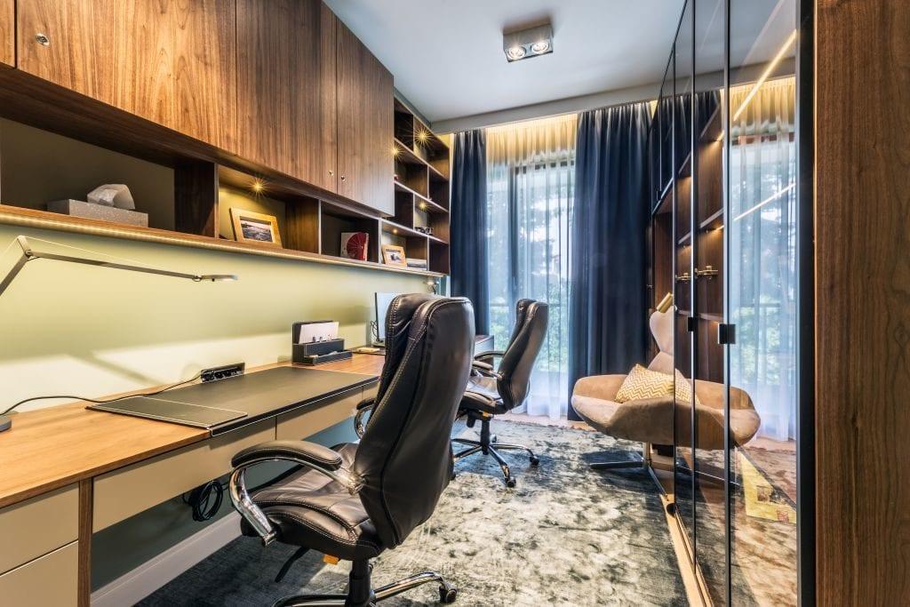 Pracownia Viva Design i luksusowy apartament w Warszawie