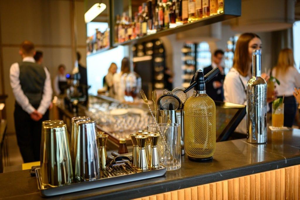 Restauracja Arco by Paco Pérez w Gdańsku - foto Dawid Linkowski