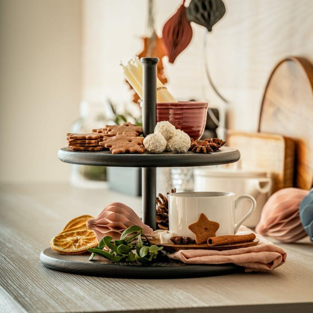Świętuj po swojemu - dekoracyjne dodatki do mieszkania - świąteczne pierniki