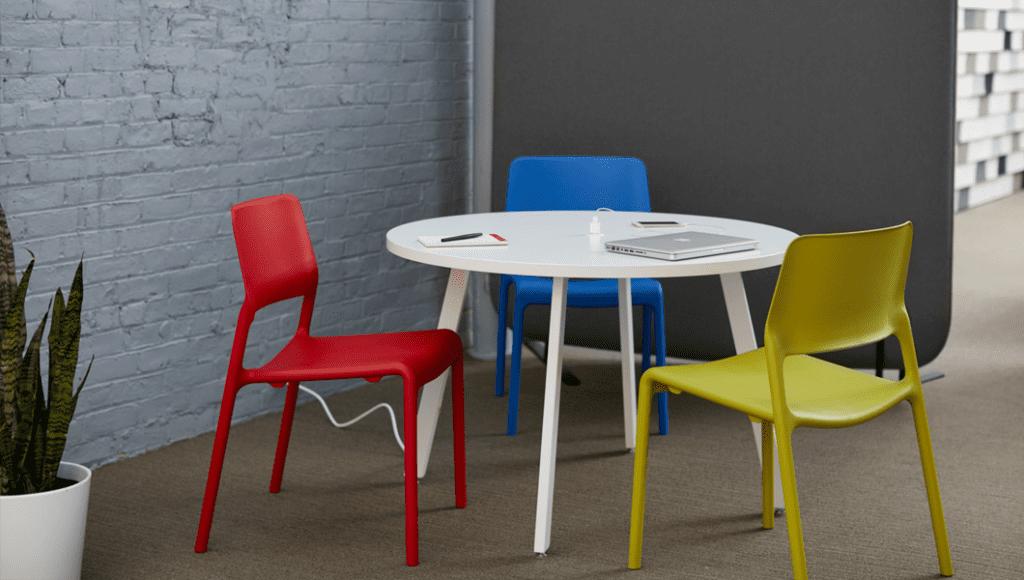 Szymon Hanczar, Marcin Zieliński, Magdalena Federowicz-Boule - jak dobrać kolory w przestrzeni biurowej