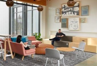 Jak dobrać kolory w przestrzeni biurowej