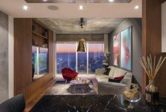 Złota 44 i luksusowy apartament Nature