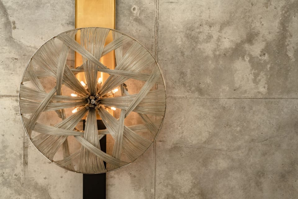 Złota 44 i luksusowy apartament Nature projektu Weremczuk Design