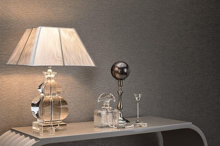 Złoto i srebro w nowoczesnych wnętrzach - tapety Giardini Silver & Gold