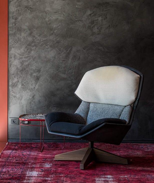 10 designerskich rozwiązań do przestrzeni biurowych - Clarissa Moroso