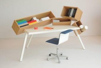 10 designerskich rozwiązań do przestrzeni biurowych