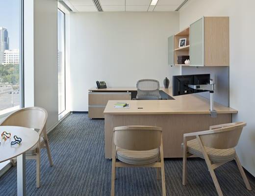 10 designerskich rozwiązań do przestrzeni biurowych - Sapper Knoll