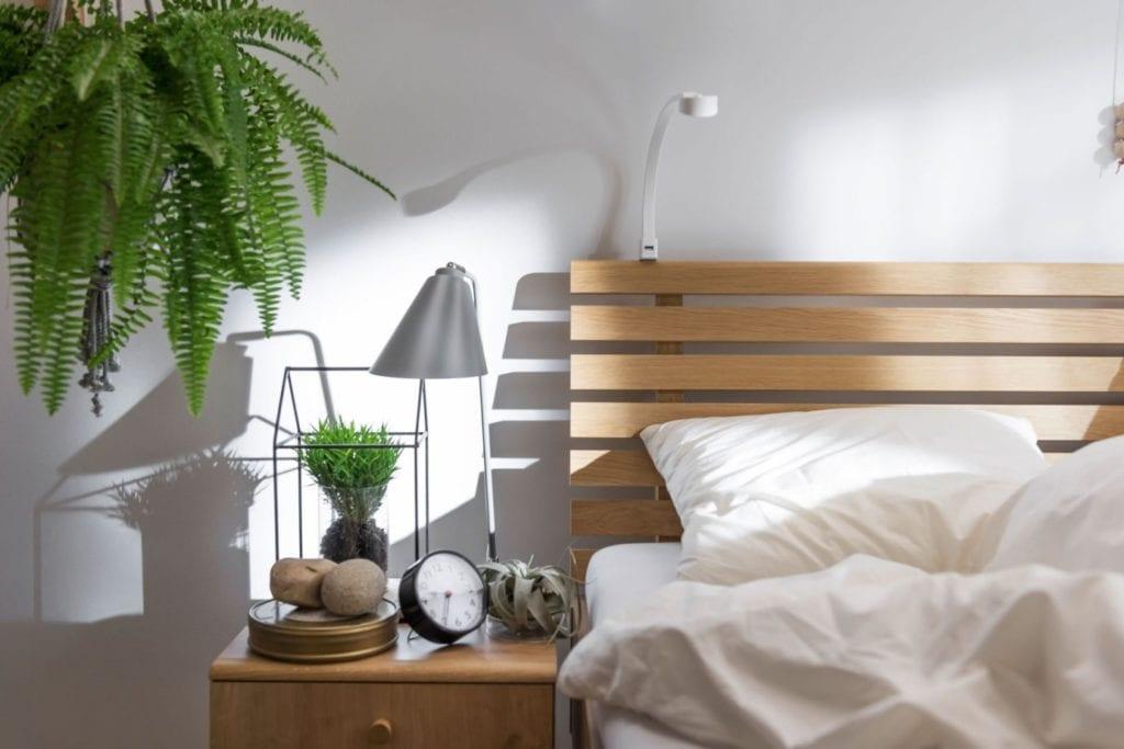 Aranżujemy sypialnię - porady, inspiracje, wskazówki - VOX Nature sypialnia