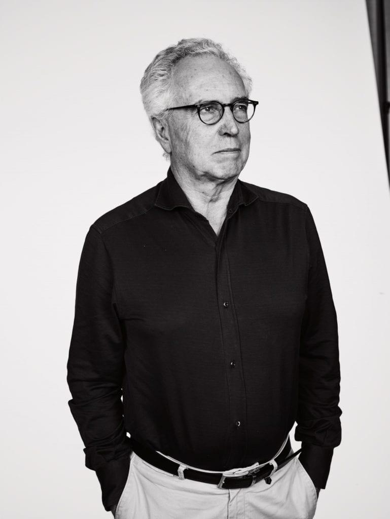 Dietmar Eberle i wykład z cyklu Mistrzowie Architektury organizowany przez SARP Katowice