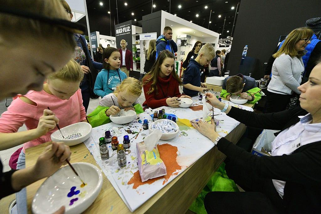 Dni Otwarte 4 Design Days 2020 w Katowicach - warsztaty dla dziecii