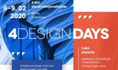 Gwiazdy architektury i designu na 4 Design Days 2020
