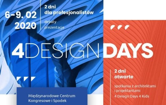 Gwiazdy architektury i designu na 4 Design Days 2020