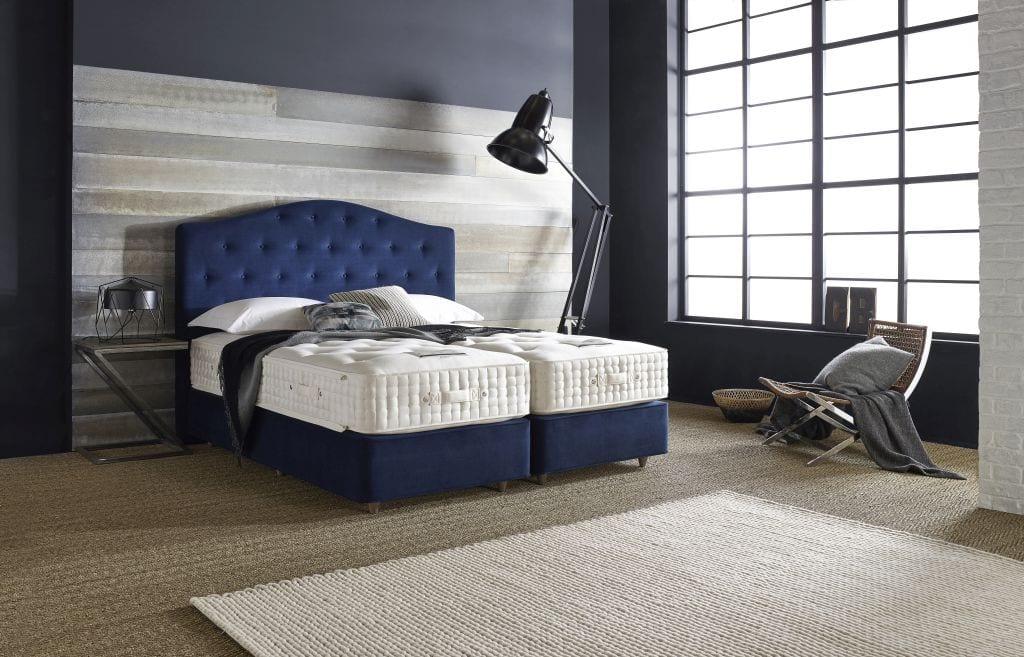 H&H Solutions i kolor w sypialni