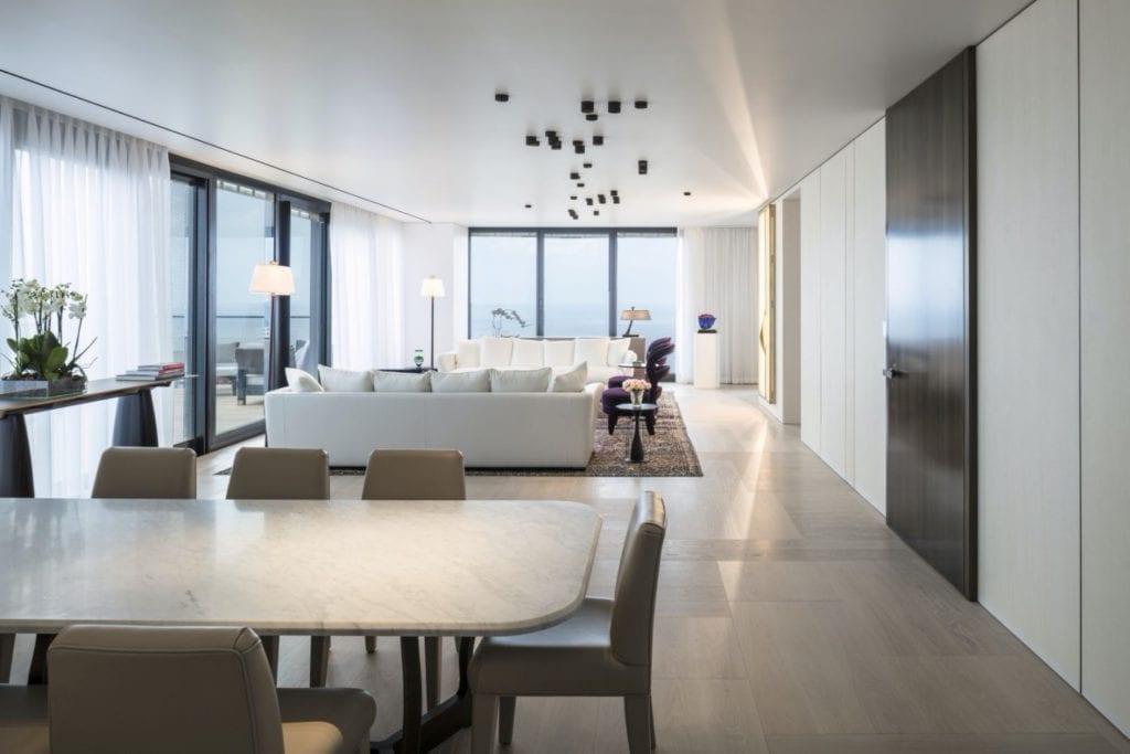 Irma Orenstein i projekt luksusowej rezydencji w Tel Awiwie