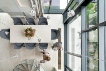 Katarzyna Kraszewska i apartament w stylu nowojorskim