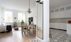 Lehmann Design i mieszkanie w przedwojennej kamienicy