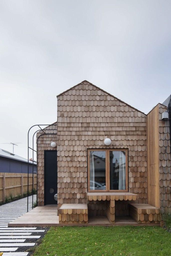 rchitecture i projekt One MANI House
